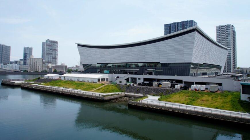 Heavy Rain Along Japan's Coast and Extreme Heat Disrupts the Tokyo Olympics