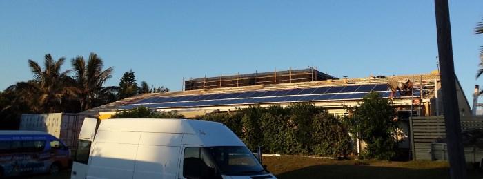 Kawana SLSC Solar Installation