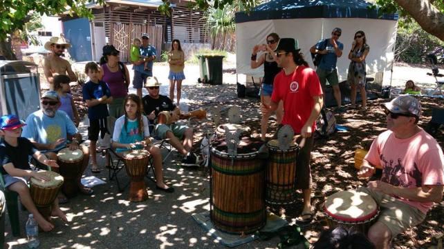 Drum happy