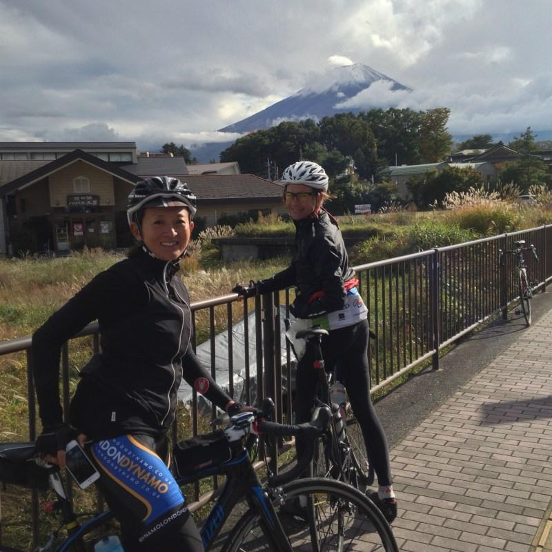 First Fuji View