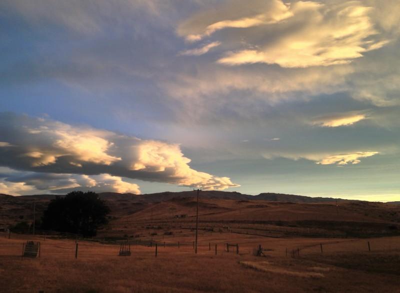 Waipiata Sunset 2