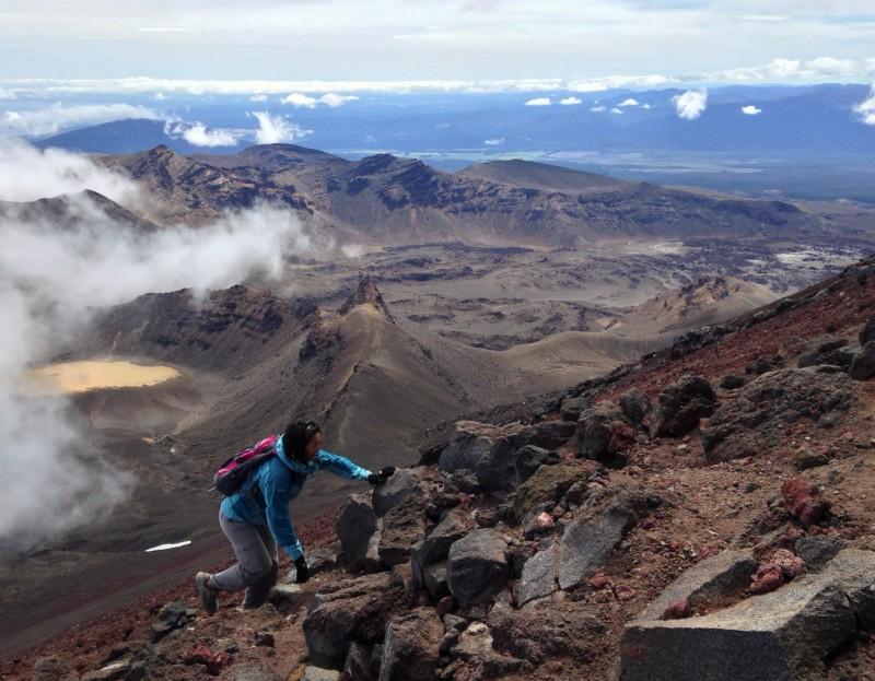 On the Ridge (2)