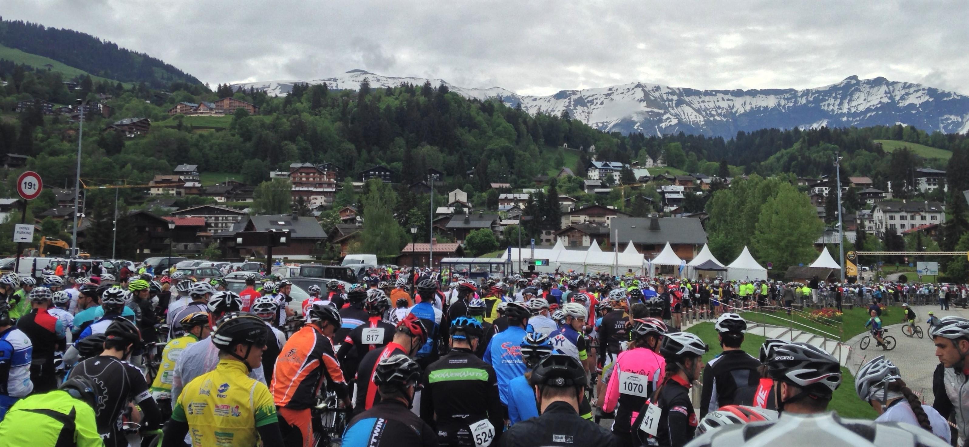 Time Megève Mont-Blanc 2016