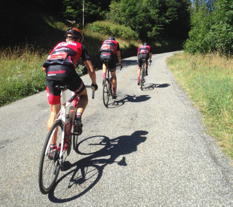 Team Matador on Cap de Long