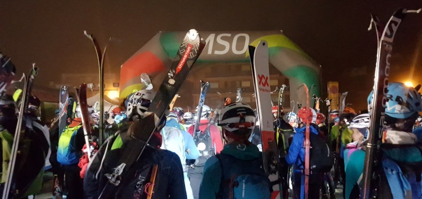 Trophée du Muveran 2019 (8 Lessons from a Ski-Mo Newbie)