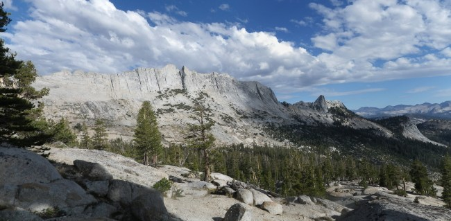 Photograph of Matthes Crest from the west by Lizinvt, distributed under a CC-BY 2.0 license.