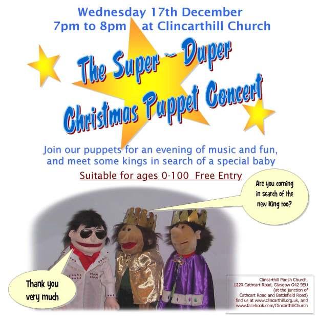 Christmas 2014 concert leaflet square