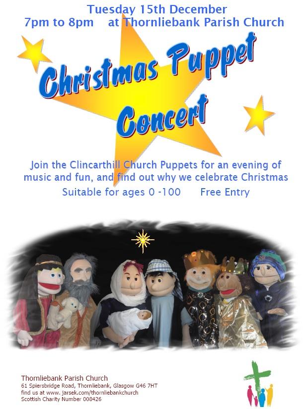 Christmas Concert 2015 Thornliebank