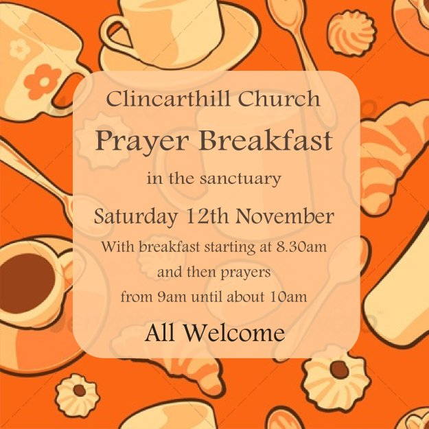 Prayer Breakfast Nov 16