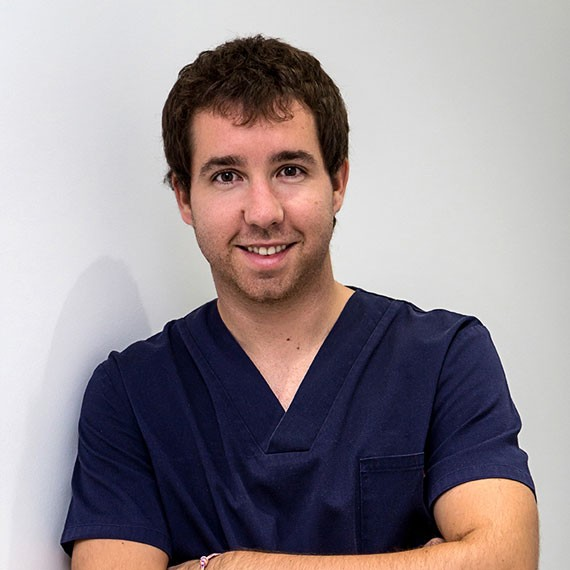 Santiago, dentista y endodoncista