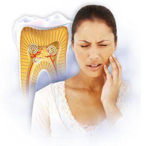 como tratar la sensibilidad dental en casa