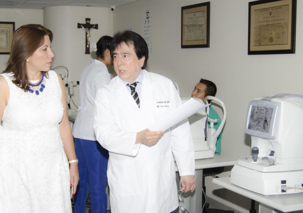 Visita de la Directora provincial del Iess Ing. Yullet Erazo