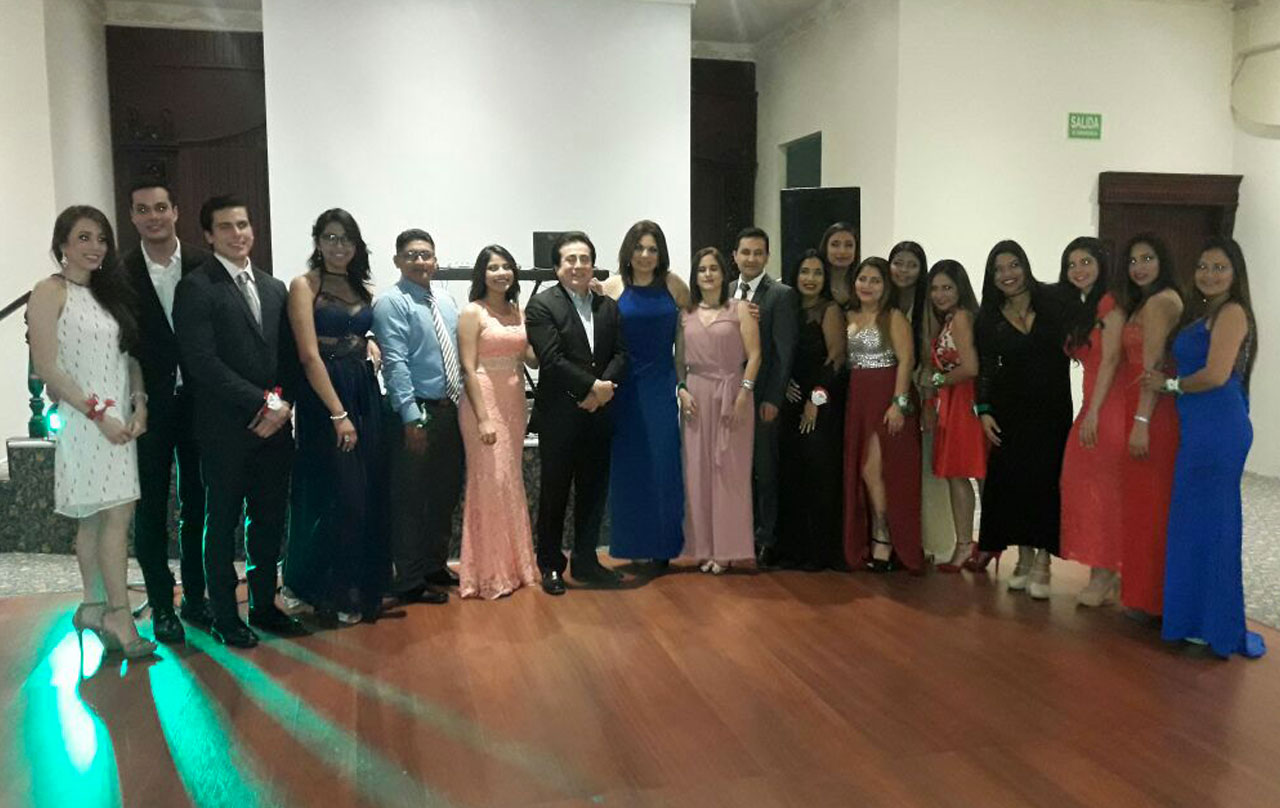 Cena de Gala Clínica Dr. José Sacoto Navia