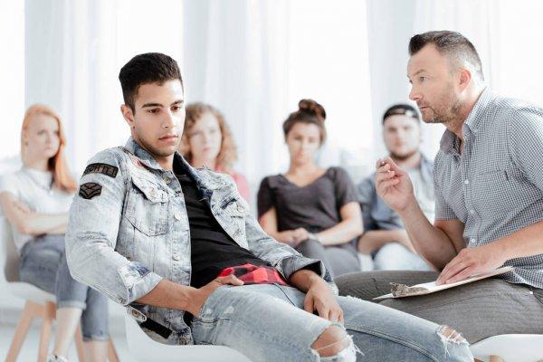 Psicoteria de grupo de adolescentes