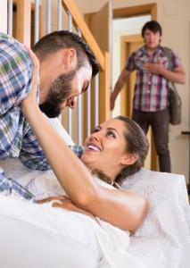 Jealousy in relationships betrayal