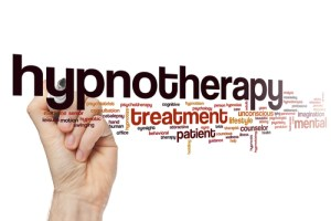 Types of Hypnotherapy word cloud