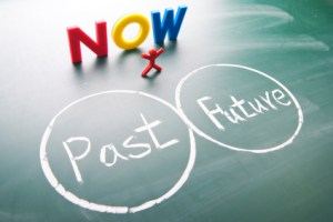 Solution focused hypnotherapy leaves the past behind