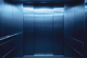 Claustrophobia: fear of confined spaces lift