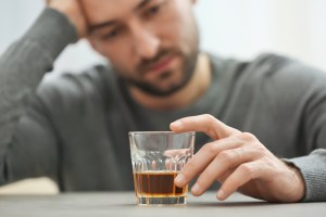 Reduce alcohol consumption stress