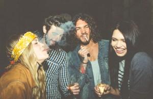 Social smoking when drinking alcohol