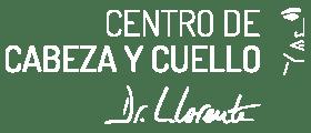 Clínica Dr. Llorente logo footer