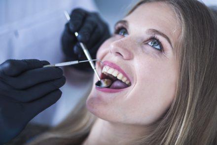 escolher um dentista
