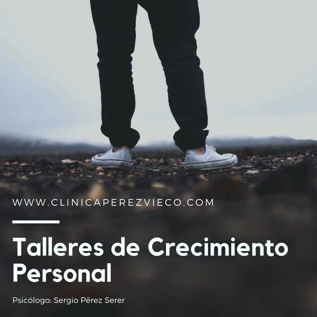 talleres de crecimiento personal en valencia