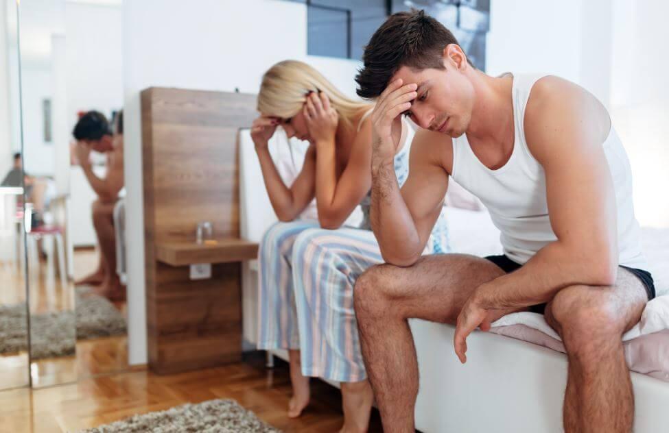 Anorgasmia masculina: síntomas, causas y tratamiento