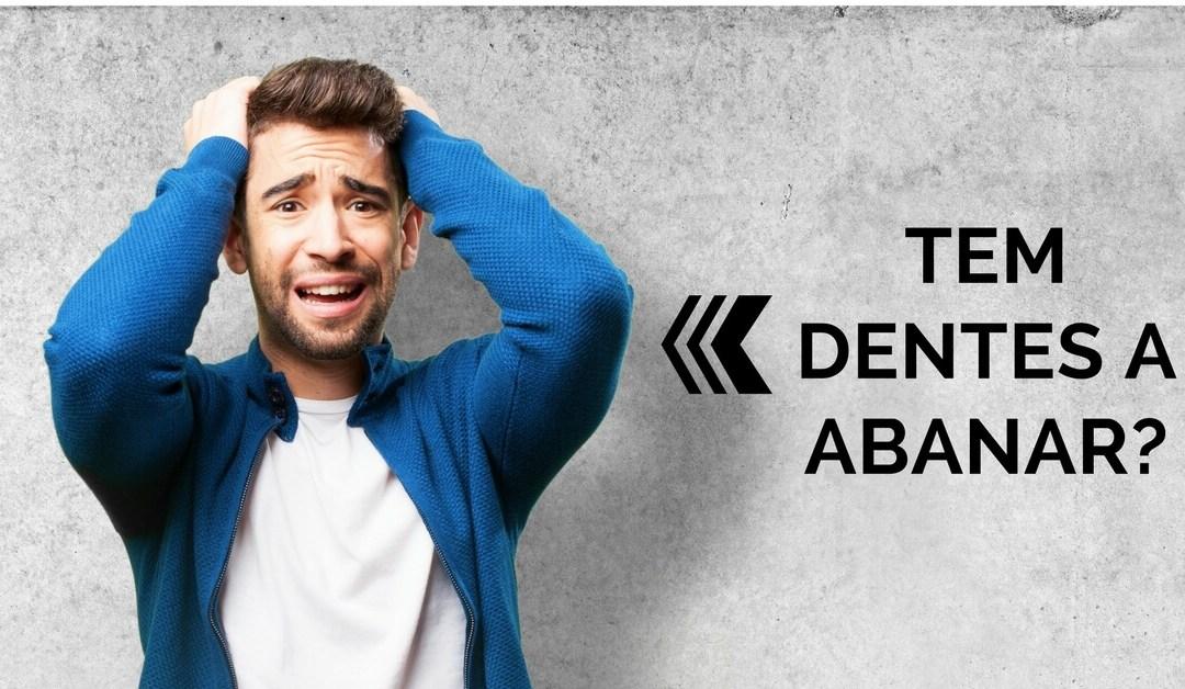 Dentes a abanar? Saiba Qual A Causa neste artigo