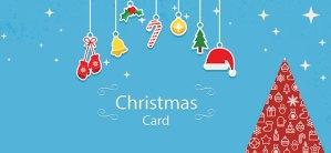 Christmas card Clinica Ruggiero