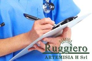 Cartella Clinica della Clinica Ruggiero Artemisia H