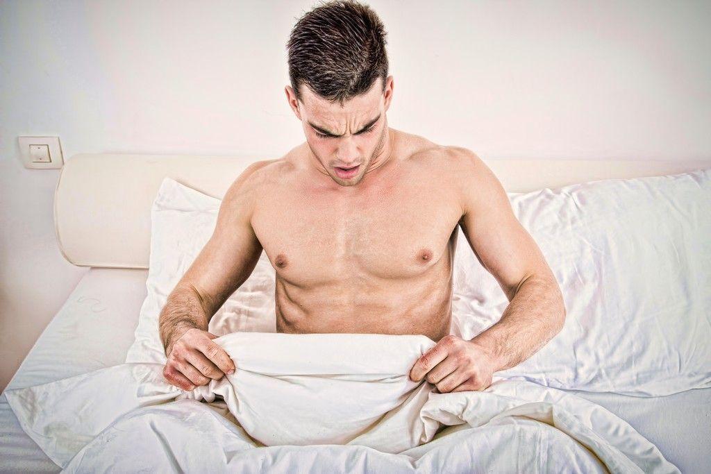 genitales hombre, aumento del grosor del pene
