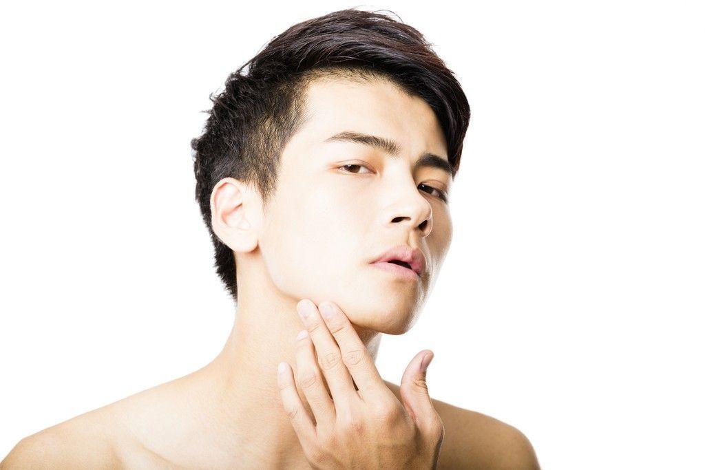 aumento de mentón y mandíbula con prótesis