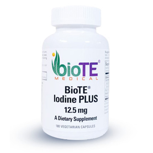 Shop BioTE Iodine PLUS - Clinique Dallas Plastic Surgery & Wellness Center