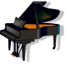 Clinique Du Piano Logo