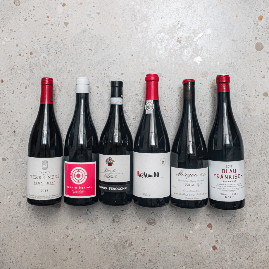 There's More To Life Than Pinot Noir | Bundle of 6 Pinot | Clink Clink