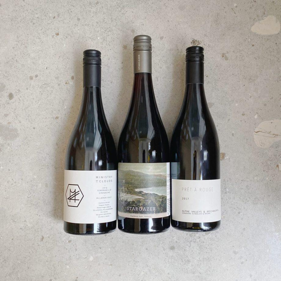 Australian-Wines