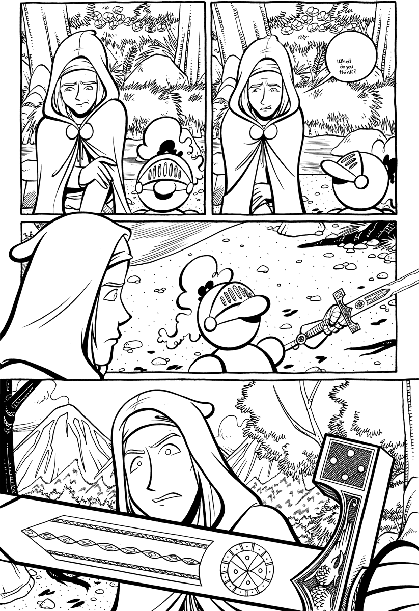 Divide and Conquer #3, Page 15