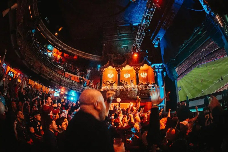 Rugby World Cup at The Clapham Grand | Clink Hostels