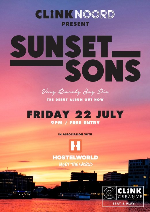 Sunset Sons poster