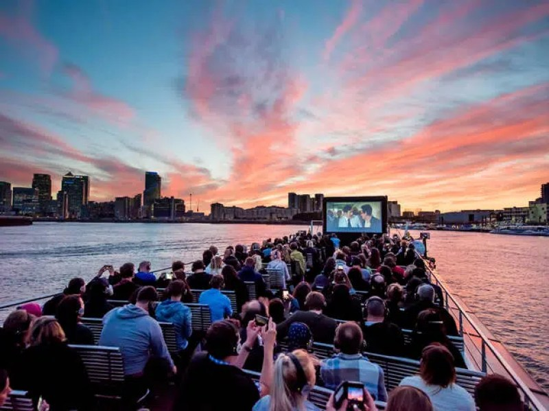 Movies on the River Top things to do in June Clink Hostels