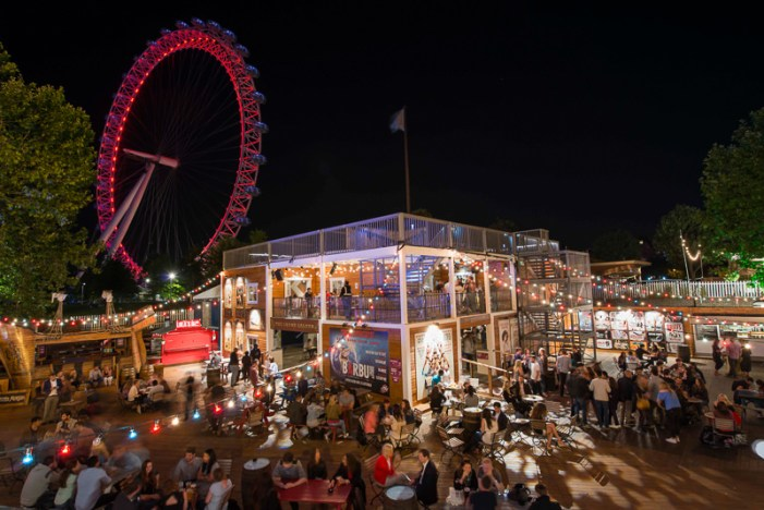 Underbelly Festival London South Bank