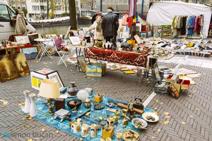 Waterlooplein Flea Market Amsterdam Outdoor Activities Clink Hostels