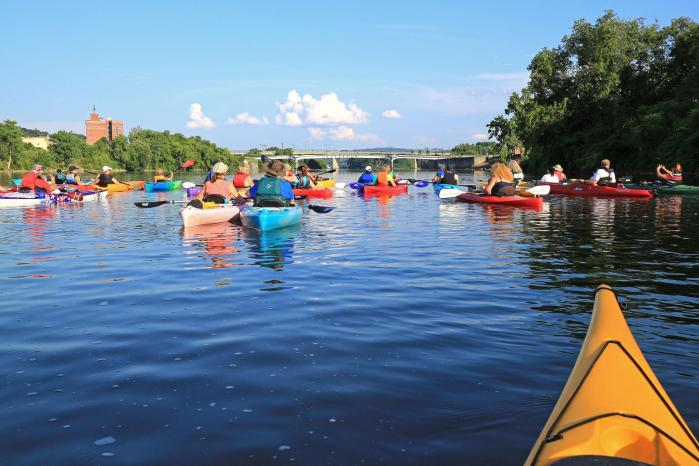 Clink Hostels Best Group Activities Amsterdam Kayaking