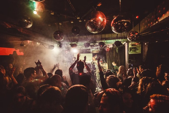 Clink Hostels Gig Venues London Queen of Hoxton