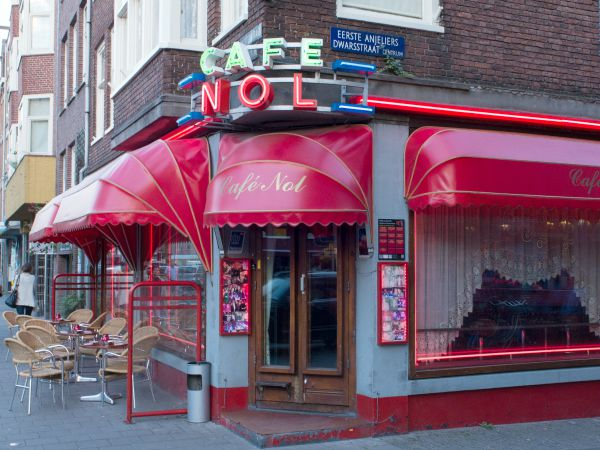 Best Bars in Amsterdam Cafe Nol