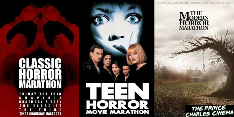 Horror Movie Marathon | Halloween in London | Clink Hostels