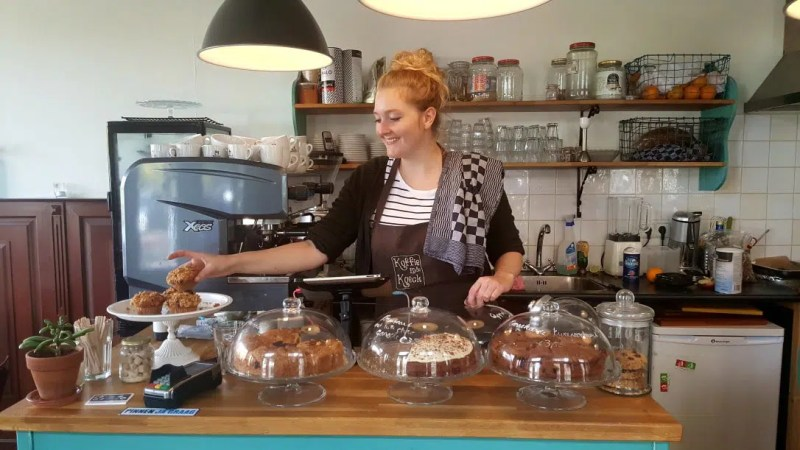 Koffie ende Koek | Best Vegan Food in Amsterdam | Clink Hostels