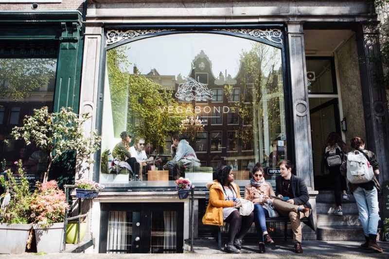 Vagabon The Best Vegan Food in Amsteram Clink Hostles