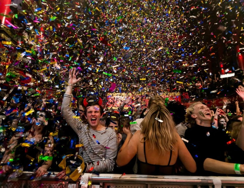 Guilty pleasures at Koko Camden What To Do In London On New Years Eve Clink Hostels